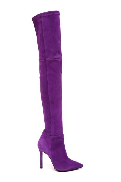 Amen purple shoes
