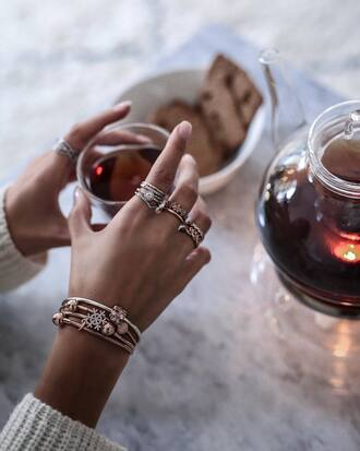 jewels tumblr jewelry accessories accessory bracelets ring stacked bracelets stacked jewelry