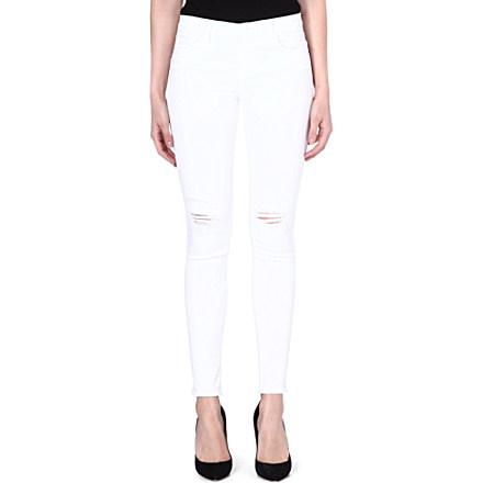 J BRAND - Stretch-denim super-skinny jeans | Selfridges.com