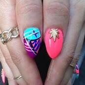 nail accessories,nail charm,nail art,nails,nailed,leaves,nail charms,nail polish
