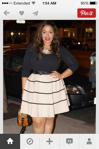black dress khaki plus size