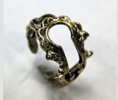 jewels,jewelry,ring,girl,accessories,bronze,victorian