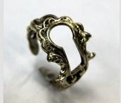 jewels,jewelry,ring,girl,accessories,bronze,victorian