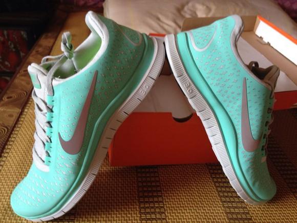 tiffany tiffany blue nikes tiffany blue nike free run nike sneakers nike tiffany blue nikes shoes