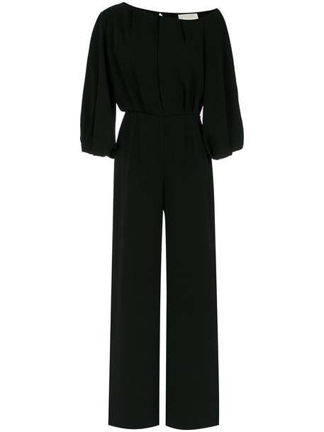 Lilly Sarti jumpsuit women spandex black