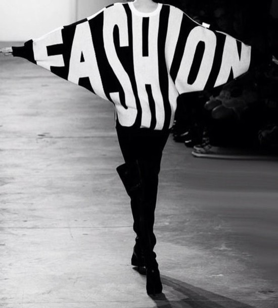 dress black and white fashion dress