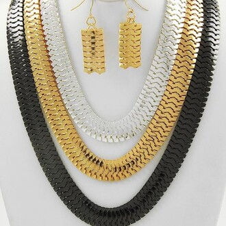 jewels necklace gold jewelry silver jewelry chain necklaces layered necklace layered