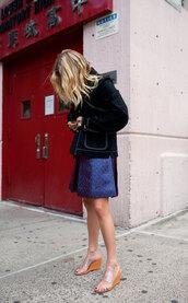 skirt,black jacket,tumblr,mini skirt,shoes,jacket