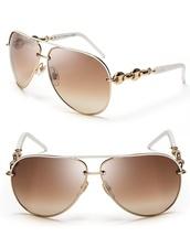 sunglasses,gucci,aviator sunglasses,chain