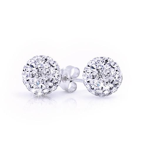 Crystal kikiballa earrings