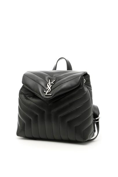 Saint Laurent backpack leather bag