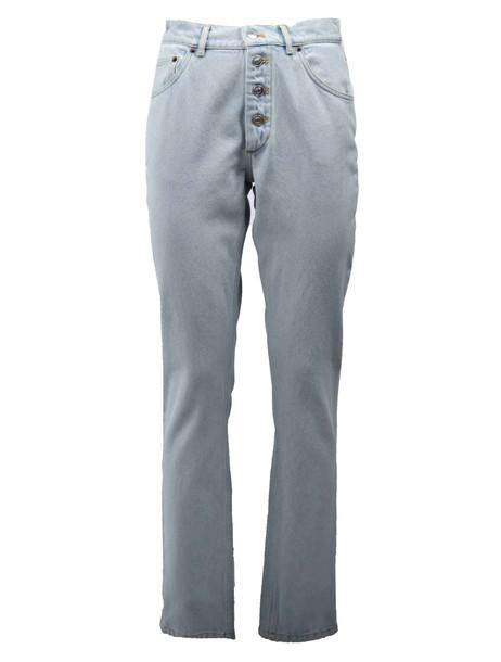 Balenciaga jeans blue