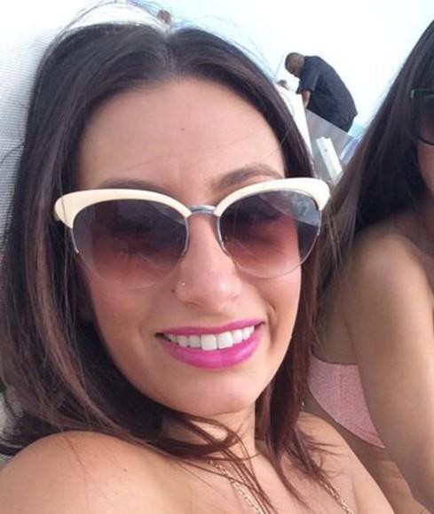 stone sunglasses half frame