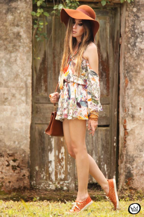 fashion coolture dress hat bag shoes