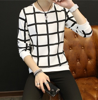 sweater kpop menswear tumblr grunge korean fashion korean men kstyle k-pop korean style
