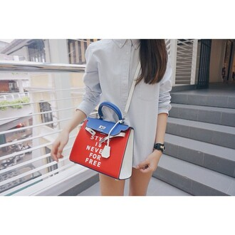 bag red freestyle