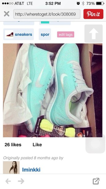tiffany blue nike free run nike shoes tiffany blue nikes nike running shoes