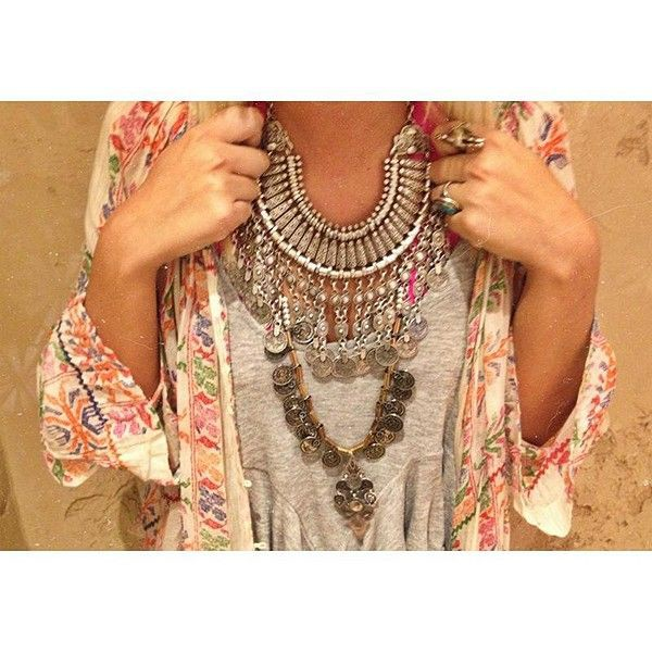 jewels necklace choker necklace bib necklace collar necklace coin necklace bohemian boho chic boho vintage vintage style hand made