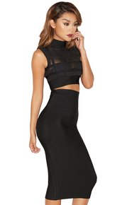 dress,dream it wear it,clothes,black,black dress,two piece dress set,mesh,mesh insert,black top,black skirt,midi,midi dress,high neck,high neck dress,turtleneck,bodycon,bodycon dress,party,party dress,sexy party dresses,sey,sexy,sexy dress,party outfits,summer,summer dress,summer outfits,spring,spring dress,spring outfits,fall outfits,fall dress,winter outfits,winter dress,classy,classy dress,elegant,elegant dress,cocktail,cocktail dress,girly,date outfit,romantic,romantic dress,romantic summer dress,birthday dress,holiday dress,holiday season,clubwear,new year's eve,fashion,dope,cool,trendy,gorgeous