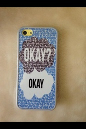 phone cover,the fault in our stars,john green