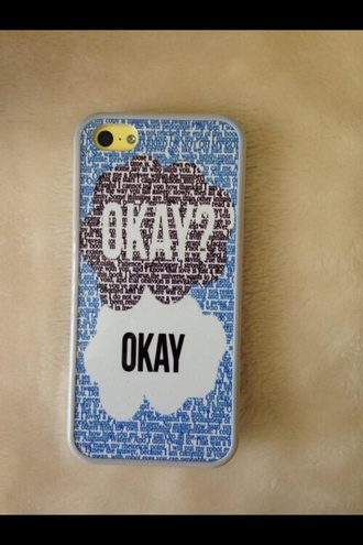 phone cover the fault in our stars john green