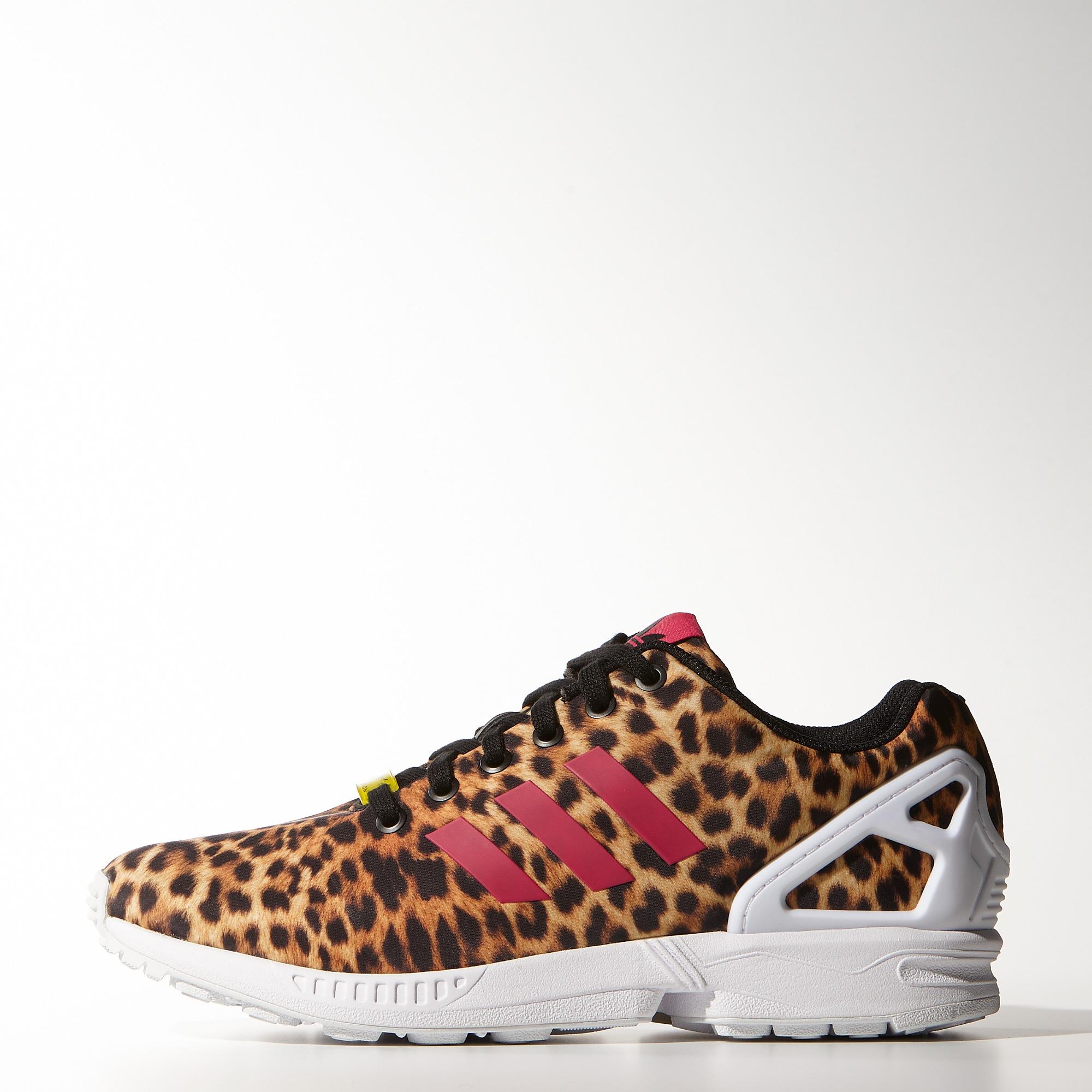 adidas leopardate