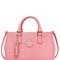 Medium saffiano leather top handle bag