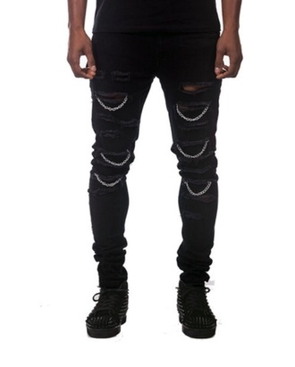 jeans ripped jeans black jeans