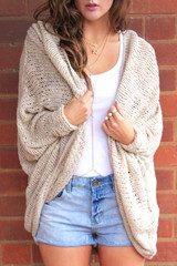Sirenlondon — tempting fate cardigan