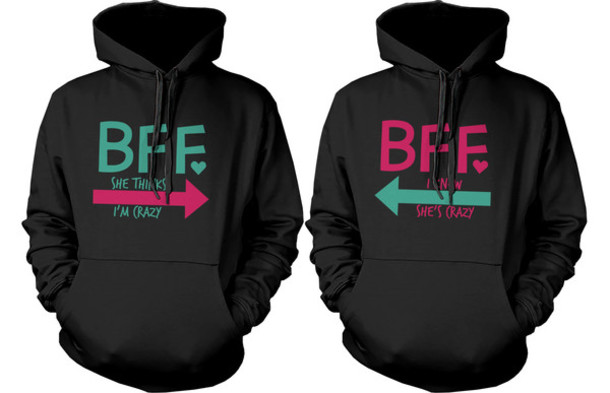 bffhoodies bff matching hoodies best friends hoodies best friends sweatshirts bestfriend matching hoodies bff sweatshirt bff sweatshirts bff sweaters bff sweater