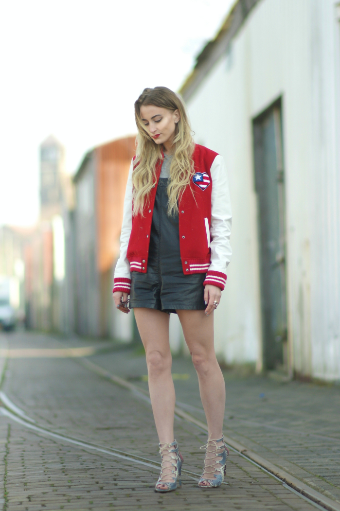 VARSITY JACKET - Queen of Jet Lags