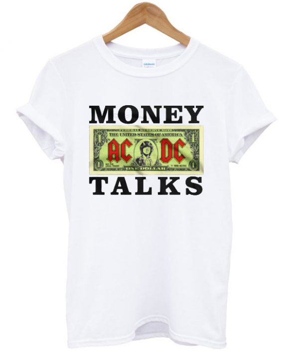 ACDC Money Talks T-shirt