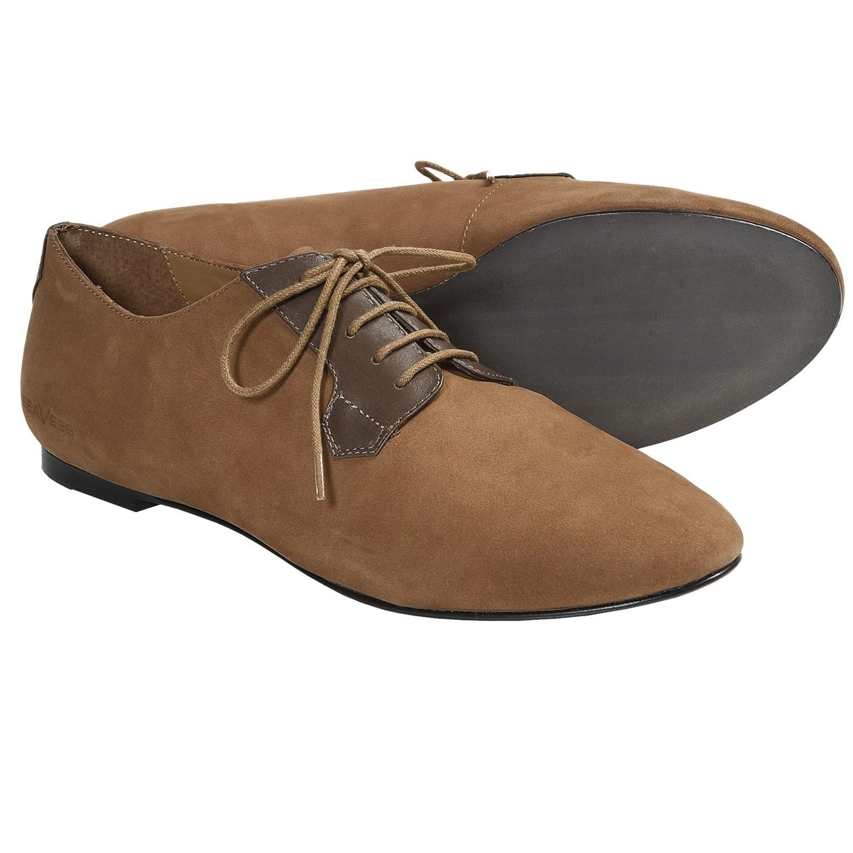 Eastland Buck Oxford Shoes - Women