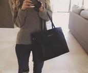 bag,black,tote bag