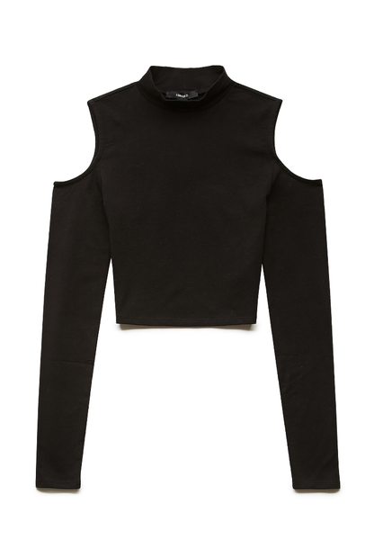 top daring cut out crop top forever 21 cut-out crop tops crop cut out crop top forever 21 black cut out top shoulder cut out cut out top