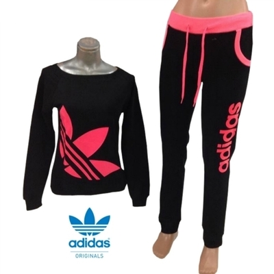 adidas suit for women