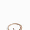 Ruifier women`s smile diamond ring