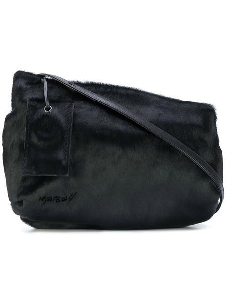 Marsèll hair women bag crossbody bag black