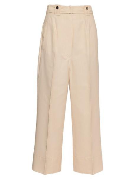 SPORTMAX Fascino trousers in cream