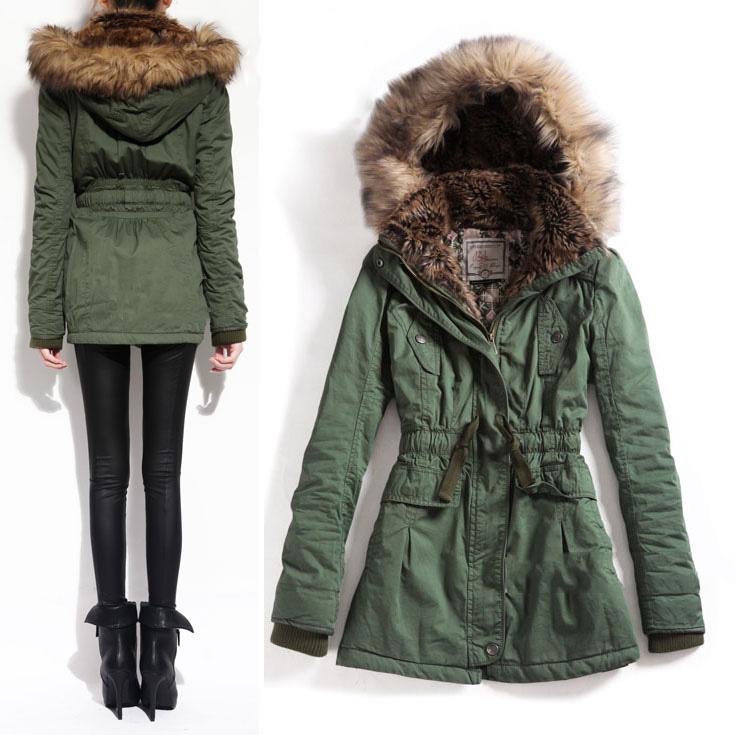 Long Green Jacket