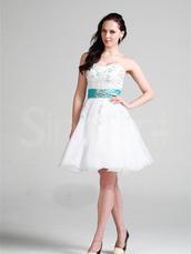 dress,sleeveless,rhinestones,princess,white,homecoming dress