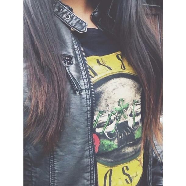 jacket coat jeans tank top t-shirt shirt