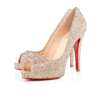 shoes louboutin high heel pumps