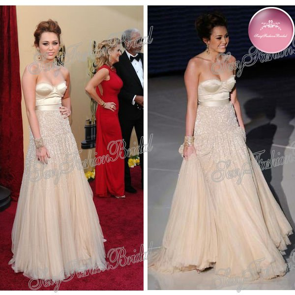 Aliexpress.com : Buy One Shoulder Sheath ruffle natural waist full length side slit 84th Oscar Lena Headey sexy slit celebrity evening dresses 2012 from Reliable evening dress formal suppliers on sexyfashionbridal