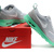 (176TU) Nike Air Max Thea Print Ladies Grey Mint Green Running Shoes - £61.67