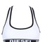 Cotton jersey sports bra