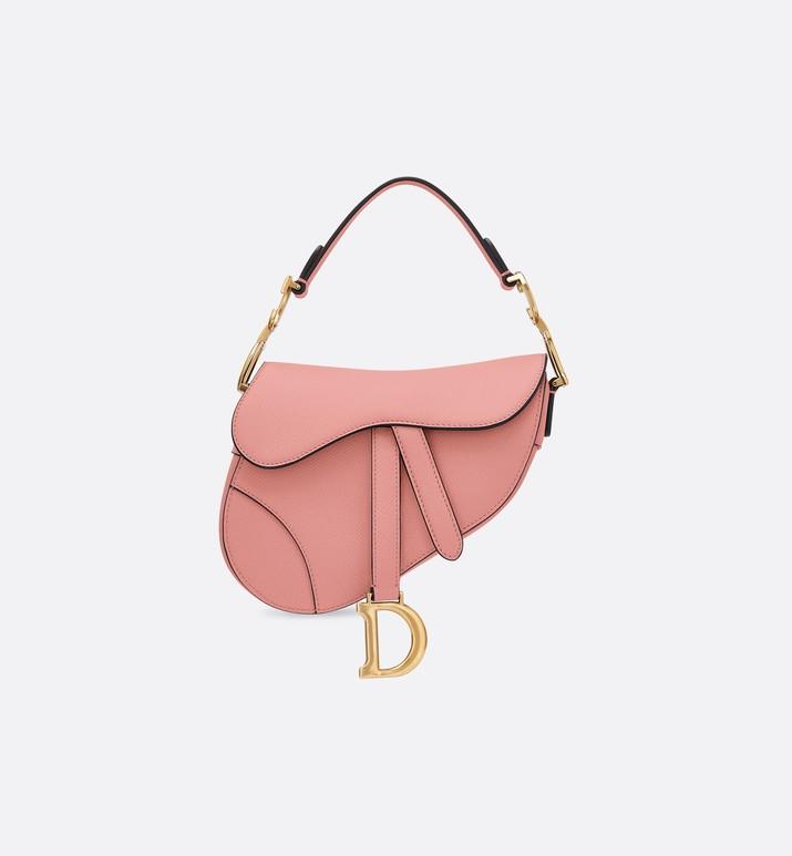Mini Saddle calfskin bag - Bags - Woman | DIOR