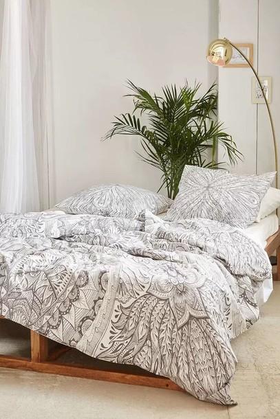 Home Accessory Bedding Bedding Hipster Mandala Dorm