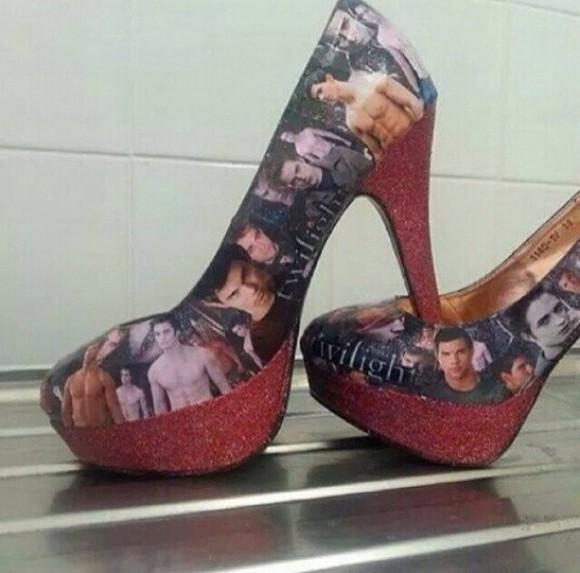 kristen stewart shoes high heels beautiful 👠 twilight taylor lautner robert pattinson