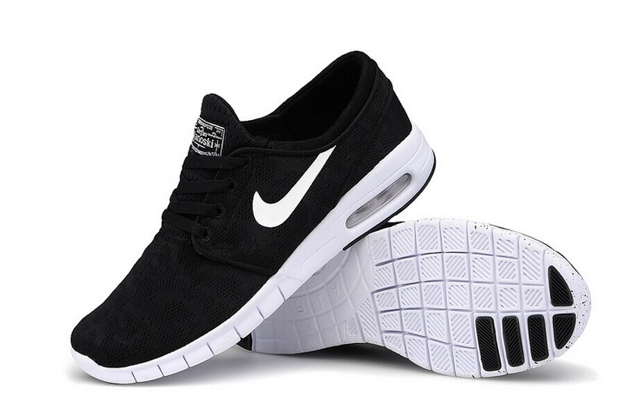 2014 New fashion SB Stefan Janoski Max Men's and women's Fashion Sneakers shoes EU36 44 Free shipping-in Men's Fashion Sneakers from Shoes on Aliexpress.com